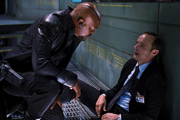 AgentCoulsonIs morto em Vingadores