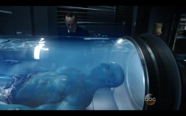 coulson ressureição 1 temporada