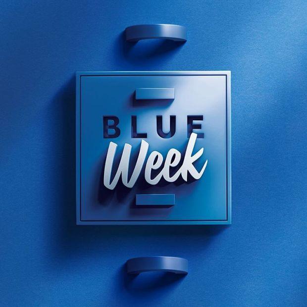 Blue Week O Boticário
